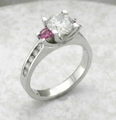 Argyle Rings Diamonds